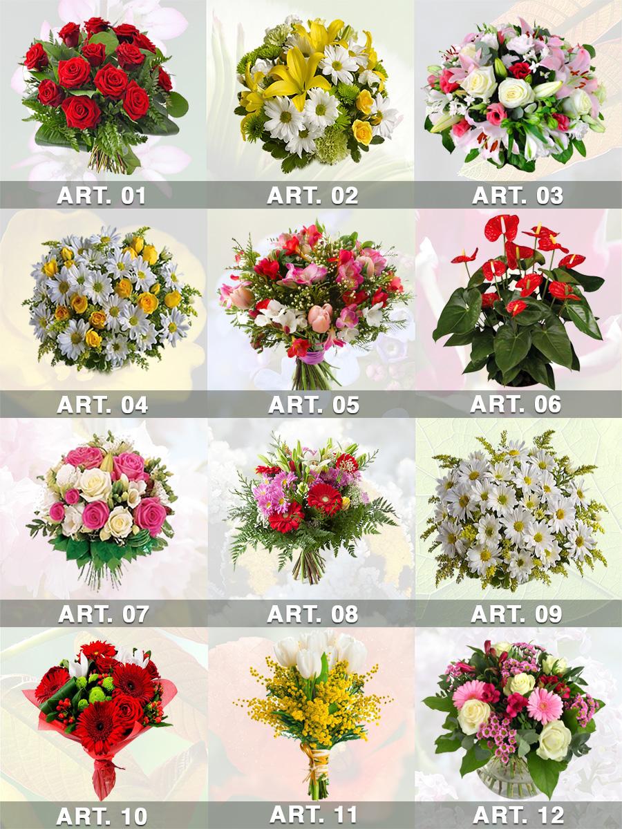 catalogo Fiori e piante da 1-a-12