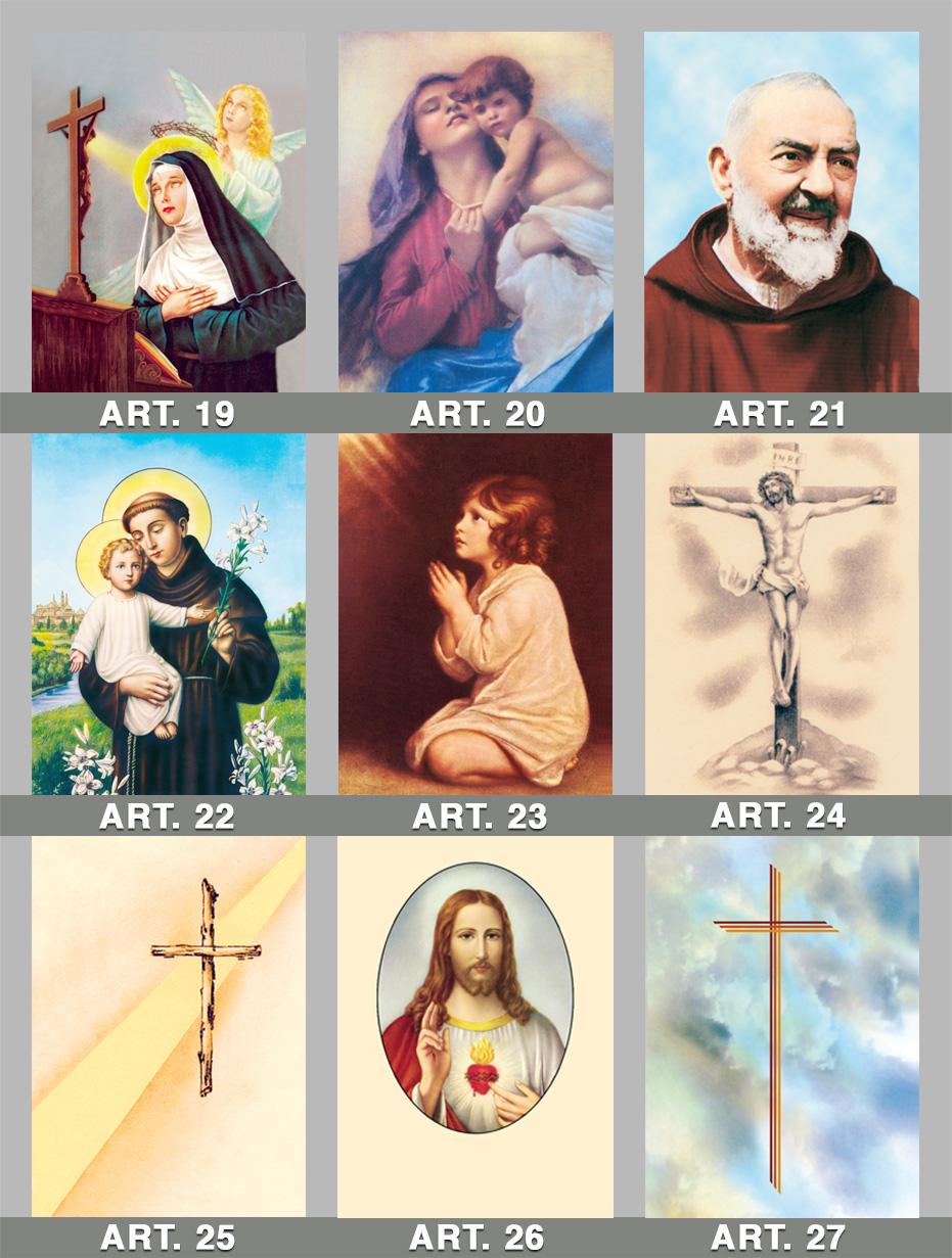 icone sacre da 19 a 27