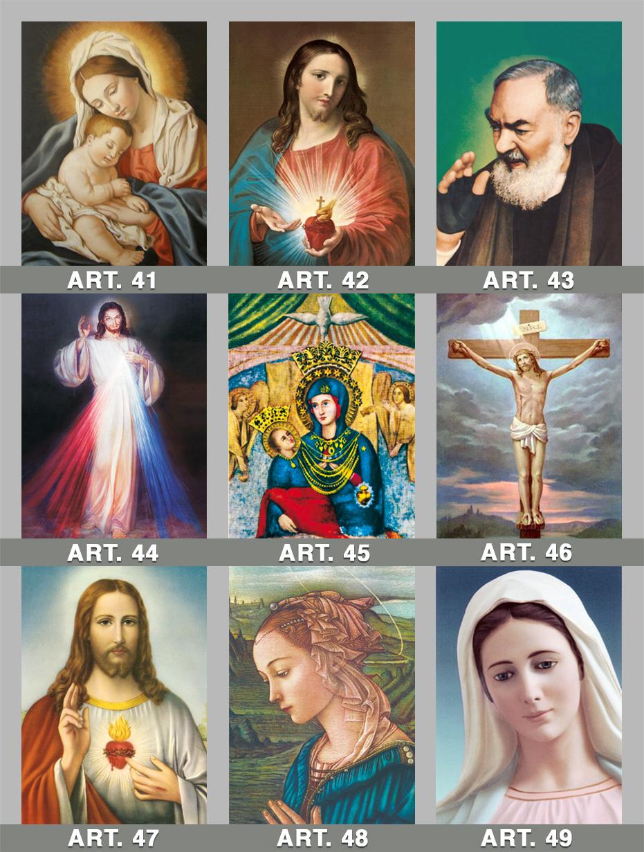 icone sacre da 41 a 49