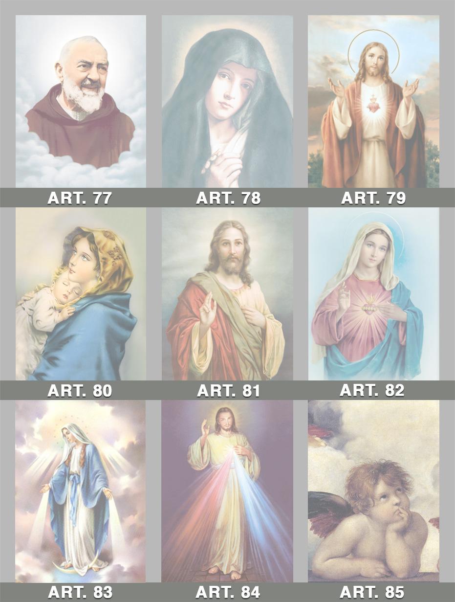 icone sacre da 77 a 85